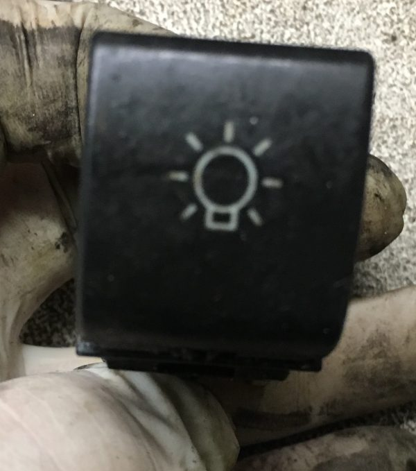 Skaddy Headlight Switch